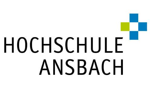 HS Ansbach Logo