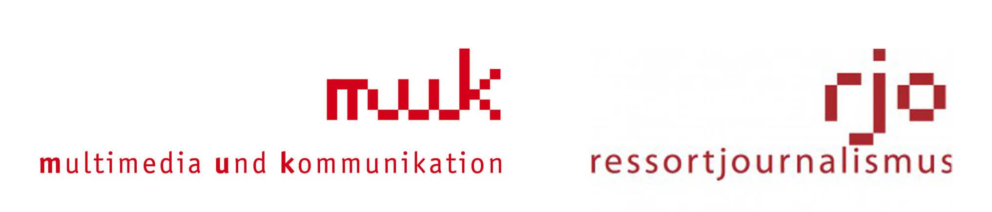 Logos MuK und Rjo
