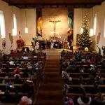 Weihnachtsfeier am Hasenbuck