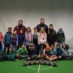 Anakondas und die Robotics