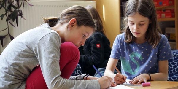 Jenaplan-Schule Nürnberg - Wir machen Kinder stark fürs Leben.